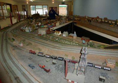 Indoor Model Railway2