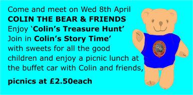 Colin The Bear