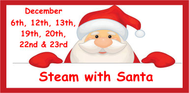 Steam With Santa